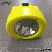 New IP68 2500mAh LED Industrial and Mining Lamp